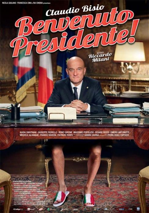 Recensione: Benvenuto Presidente