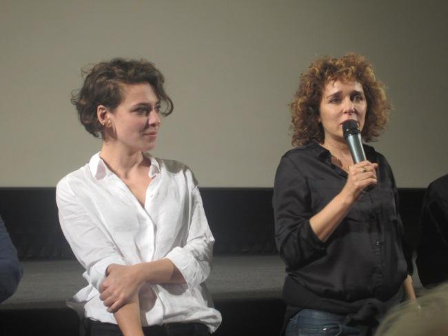 Incontro con gli autori: Valeria Golino, Jasmine Trinca e Viola Prestieri