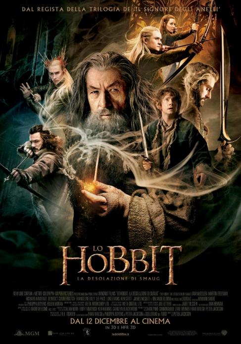 Recensione: Lo Hobbit - La desolazione di Smaug
