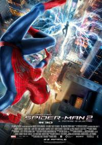 the-amazing-spider-man-2-locandina