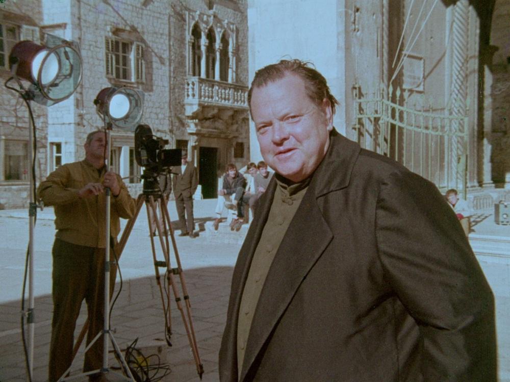 Welles Il Mercante di Venezia, Trogir (HR) © Oja Kodar _ Cinemazero _ Filmmuseum München