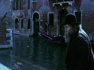 Welles Il Mercante di Venzia - Shylock per le calli © Oja Kodar _ Cinemazero _ Filmmuseum München