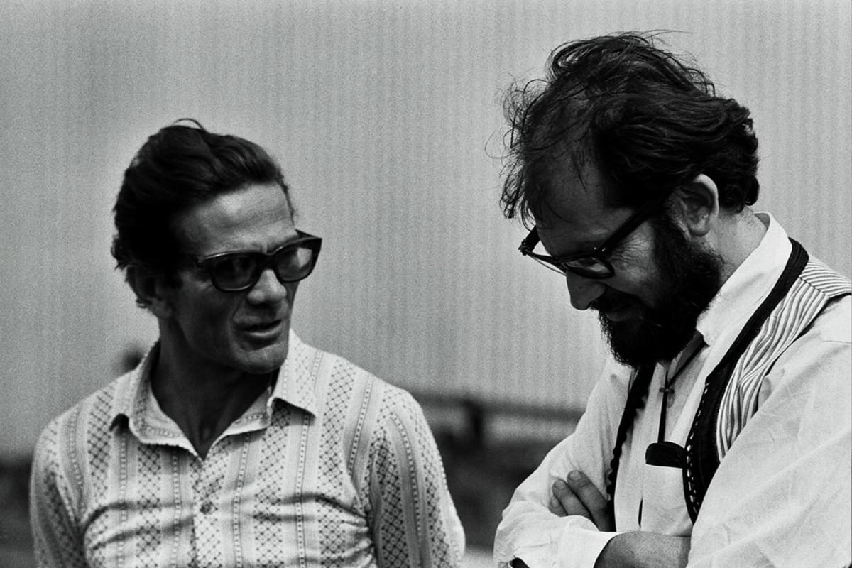 È scomparso Gideon Bachmann, fotografo, regista, giornalista,  amico di Pasolini e Fellini
