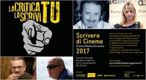 """Al via la 15^ edizione di """"Scrivere di cinema"""", premio AlbertoFarassino"""
