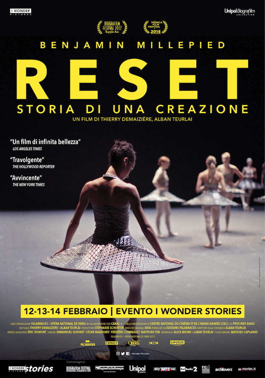 RESET poster
